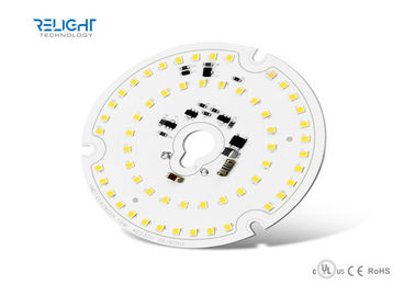 ประเทศจีน High Lumen D100mm 16W 230V CRI90 Led Lighting Modules 90-100LM/W โรงงาน