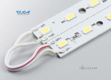 Dimmable 800LM 7 Watt LED PCB Module 3030 x 6pcs For Panel Light